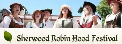7/19 & 7/20, 2019 - Sherwood, OR - 66th Annual Sherwood Robin Hood Festival