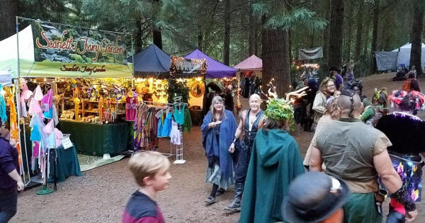 Read more: Faerie Worlds  Fairy Festival - North Plains, OR